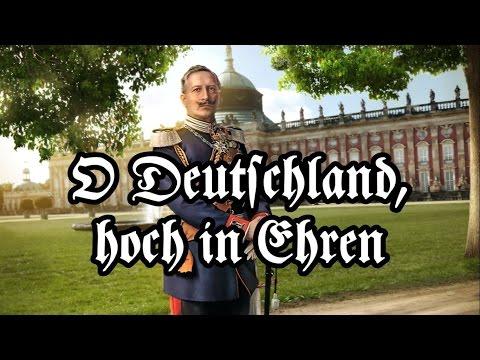 O Deutschland, hoch in Ehren — Orchester