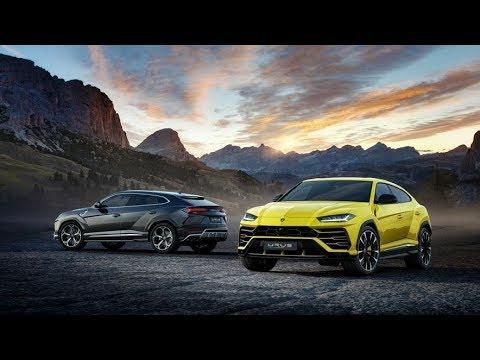 2018 Lamborghini Urus - FASTEST SUV Perhaps??
