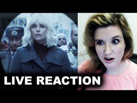 Atomic Blonde  REACTION