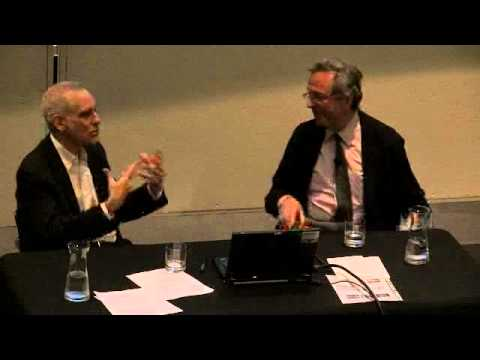Discussions in Architecture: Rafael Moneo with Preston Scott Cohen
