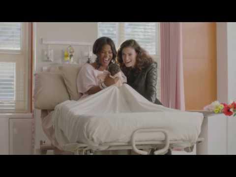 Beaches Official Trailer Idina Menzel, Nia Long, Colin Lawrence, Rebecca Husain, Kate Isaac