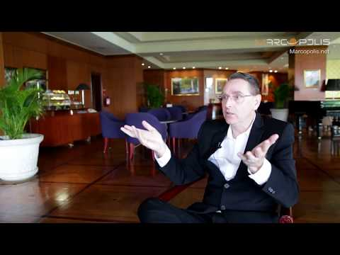 Darrel Cartwright General Manager of The Park Lane Jakarta