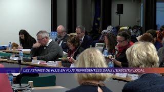 Yvelines | Les femmes de plus en plus représentées dans l'exécutif local