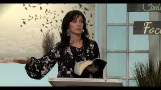 Numbers Bible Study by Melissa Spoelstra - Session 1: Content in Deliverance