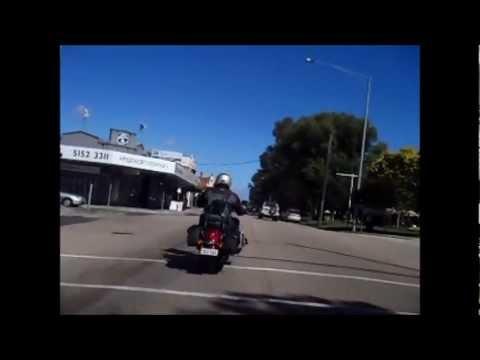 Motorcycles Across Australia