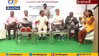 Eradication of TB by 2023 is Our Target | Health Minister Laxma Reddy