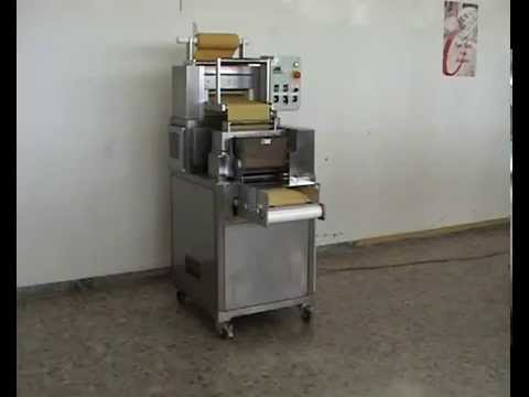 M quina laminadora impiladora cortadora para pastas - Maquina para hacer pastas caseras ...