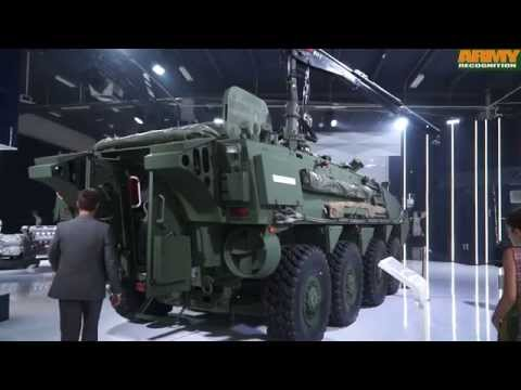 MSPO 2015 day 2 International Defense Industry Exhibition Poland Kielce Army Recognition Defense Web
