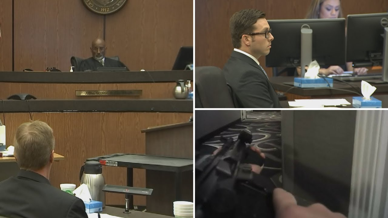 Graphic video shows Daniel Shaver sobbing and begging officer for his life ...