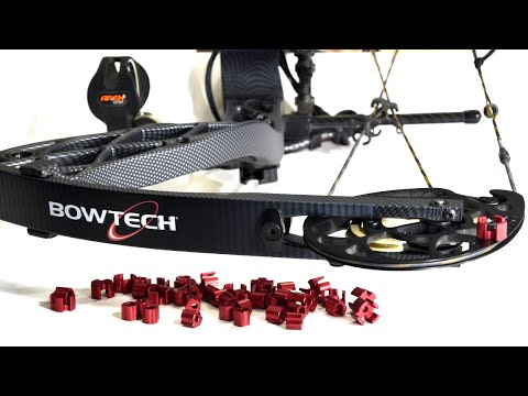 Repeat Bowtech Realm X Draw Stops Install, Fanatic and most