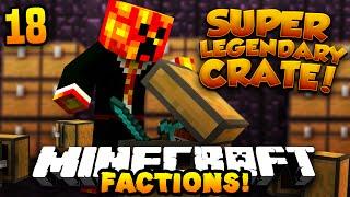 "Minecraft COSMIC FACTIONS ""SUPER LEGENDARY CRATE!!"" #18 w/PrestonPlayz (Season 6)"