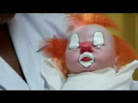 Ohra reclame Clown Bassie Baby
