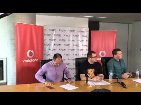 Kogan Mobile Launches New 'MVNO' With Vodafone Australia