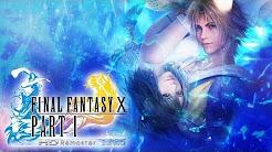 Final Fantasy X HD (100%)