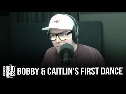 Bobby Shares Details Behind His & Caitlin's First Dance With Dan And Shay
