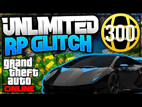 GTA 5 - HOW TO RANK UP FAST IN YOUR CREW    (Unlimited RP Glitch)