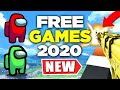 The FREE Games to Play RIGHT NOW! (seriously, all free) (Free Games of 2020)