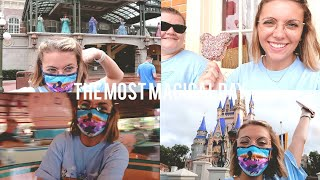 ☆ the most magical day back in magic kingdom ☆