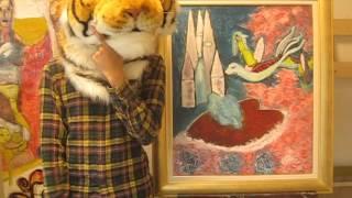 田中拓馬アートスクールでは生徒さんに学費をだしてもらい、絵がうまく...