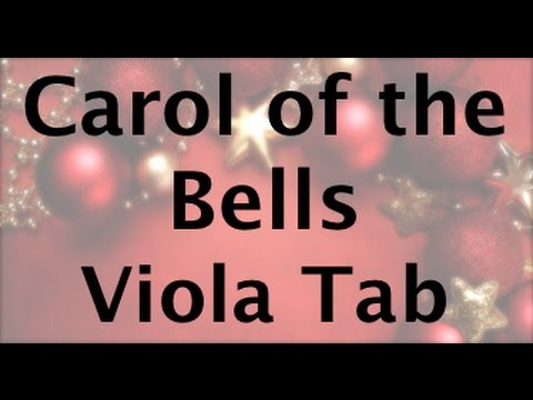 Learn Carol of the Bells on Viola - How to Play Tutorial
