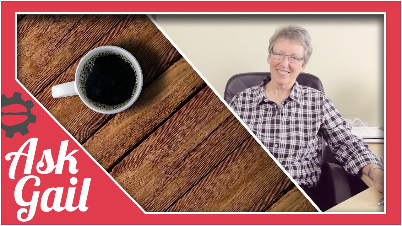 Ask Gail: How Many Ounces In A Cup Of Coffee? - YouTube
