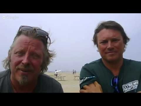 Hangout with Charley Boorman  Extreme Frontiers USA