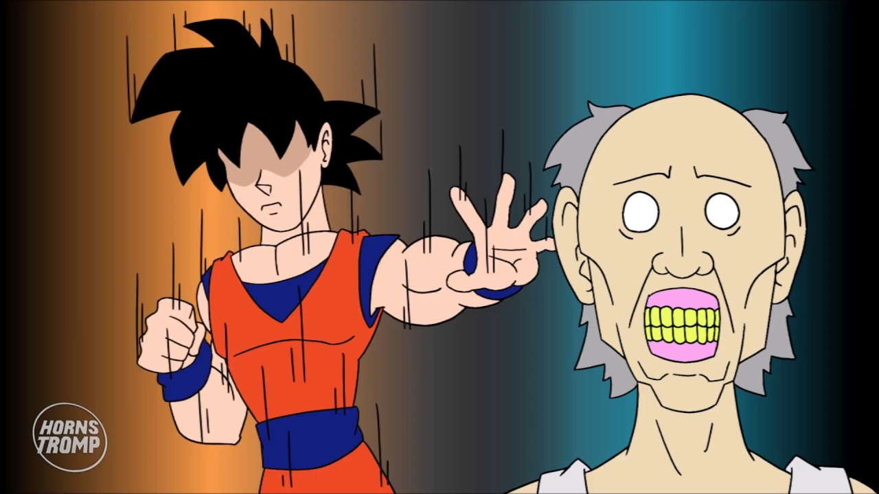 Download GRANNY THE HORROR GAME ANIMATION #2 GOKU VS SCARY GRANNY