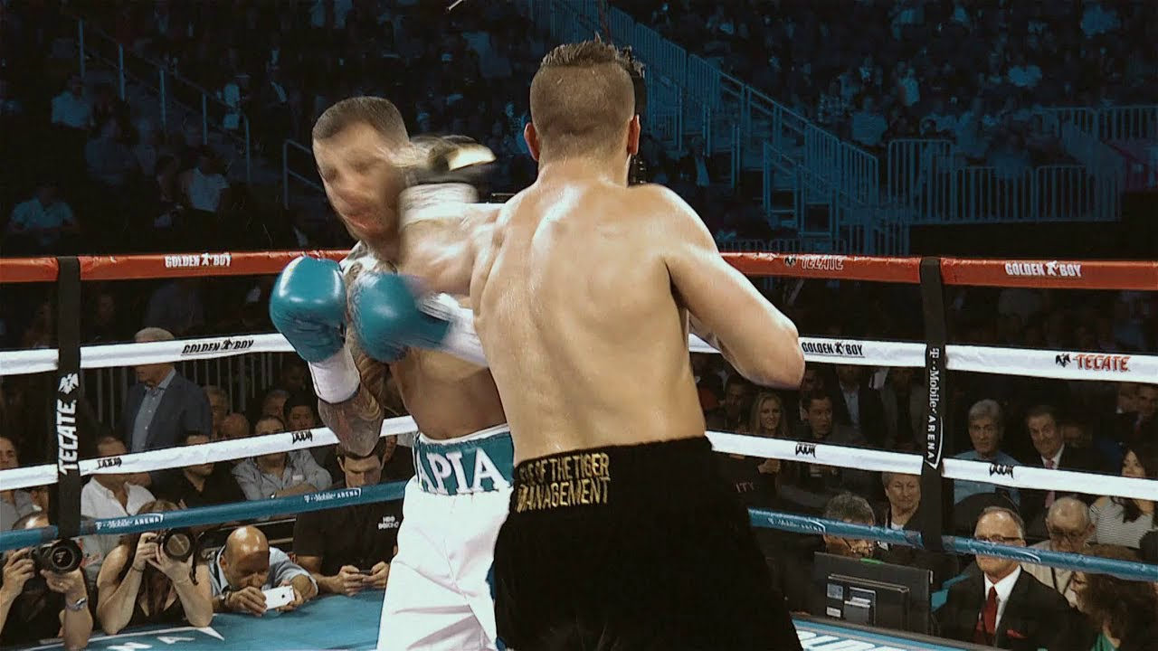 Boxing duel