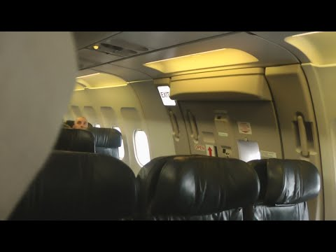 Flight BA1389 Manchester to London Heathrow T5 British Airways with ATC fear of flying