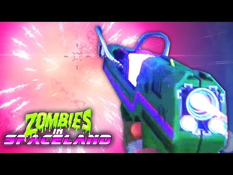 "INFINITE WARFARE ZOMBIES EASTER EGG: ""FACEMELTER"" WEAPON TUTORIAL! (Zombies In Spaceland)"