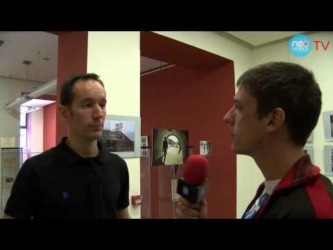 Ablak a múltra - E10 kiállítás interjú - Neo World TV - 2013.10.21.