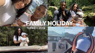 TURKEY VLOG 2019| FAMILY HOLIDAY (Part 2) | Sentido Orka Lotus Beach Marmaris