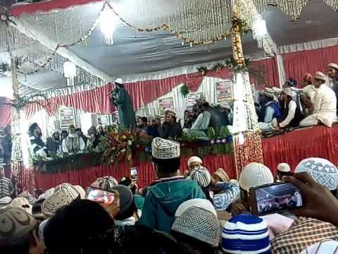 Kirdaar husaeni new kalam zainul abdin kanpuri in banaras 15/2/2017