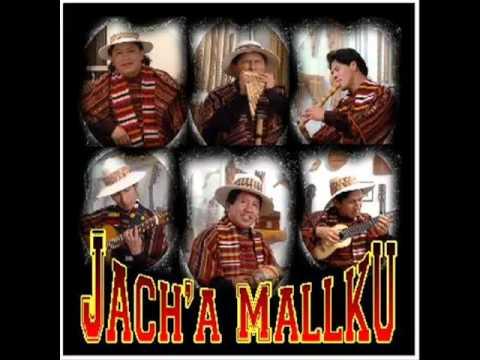 MÚSICA BOLIVIANA - SELECCION DE CULLAGUADAS JACHA MALLKU