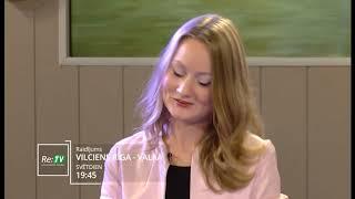 """Raidījums """"Vilciens Rīga - Valka"""" - 5.11. plkst. 19:45"""
