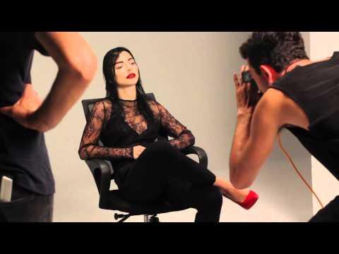 Merve Boluğur - BeStyle Magazine Backstage
