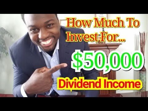 how-much-to-invest-to-live-off-dividends