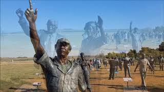 Maropeng's Long March to Freedom✔