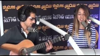 Yossra Mzoughi et Nebil Ben Amara chantent