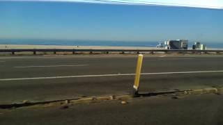 Начало нашей поездки через всю Калифорнию.