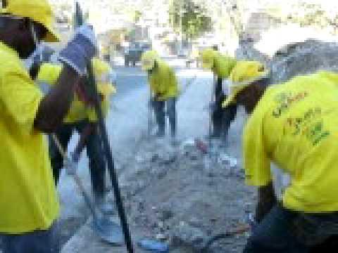 Haiti: CHF International Cash For Work Teams In Port-au-Prince