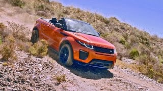 ► NEW 2016 Evoque Convertible - Official Launch
