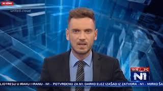 """Akcija """"Kapija"""" - prilog, TV N1, 13.11.2017. godine"""