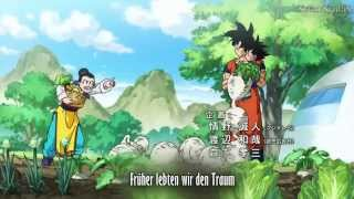 "Dragon Ball Super - Opening ""Chouzetsu☆Dynamic!"" (german / deutsch) [ Fandub ]"