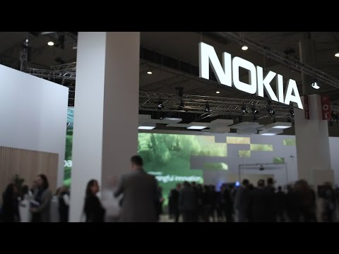 Nokia at Mobile World Congress 2017