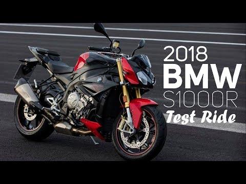 2018 BMW S1000R | Test Ride