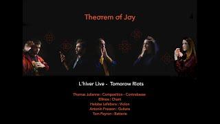 TOMOROW RIOTS - L'HIVER LIVE