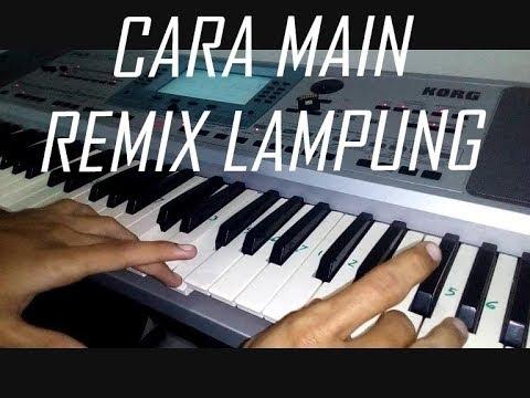 Cara Main Remix Lampung