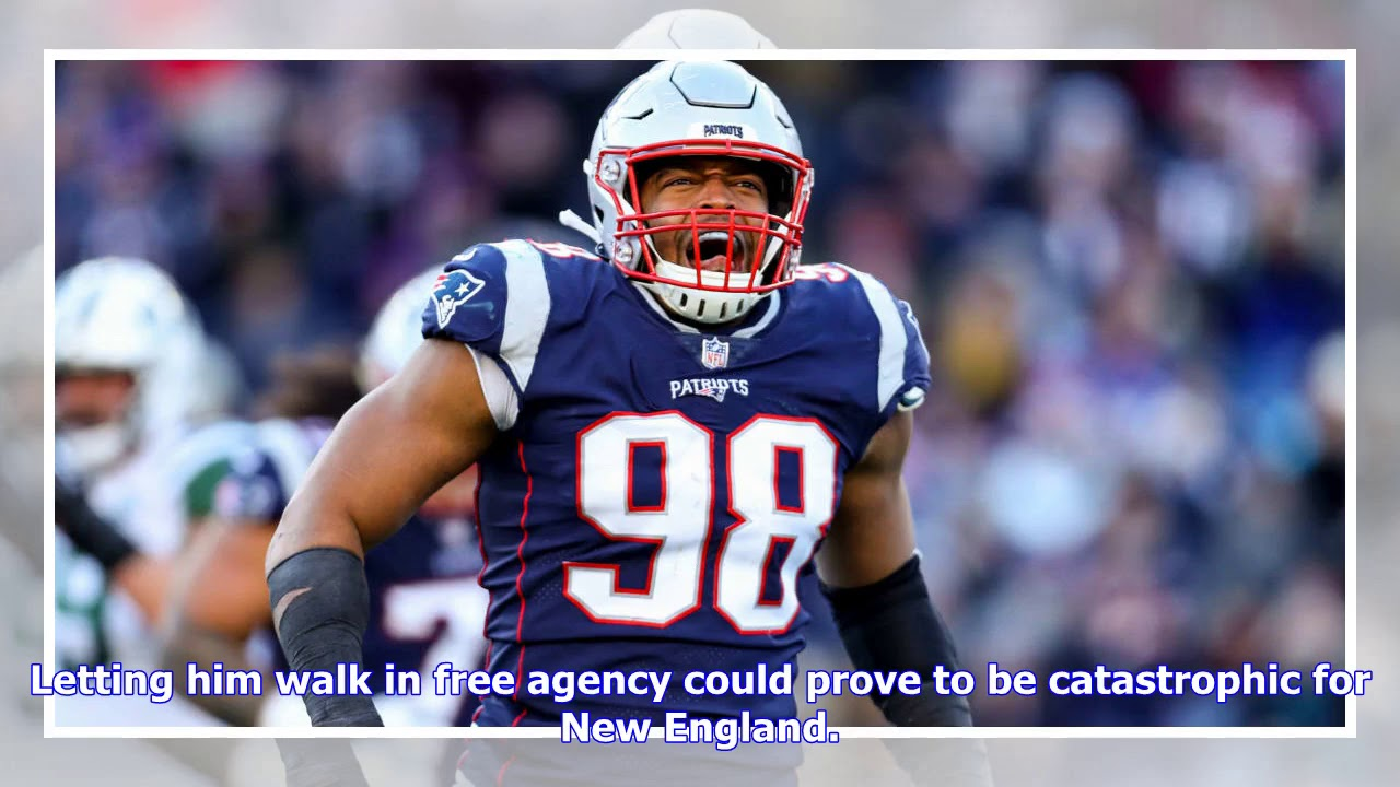 Reports: Trey Flowers to sign massive deal with Detroit Lions