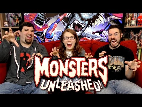 Marvel's MONSTERS UNLEASHED! | Back Issues